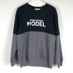 SUB_URBAN RIOT Undiscovered Model Pullover Sweater